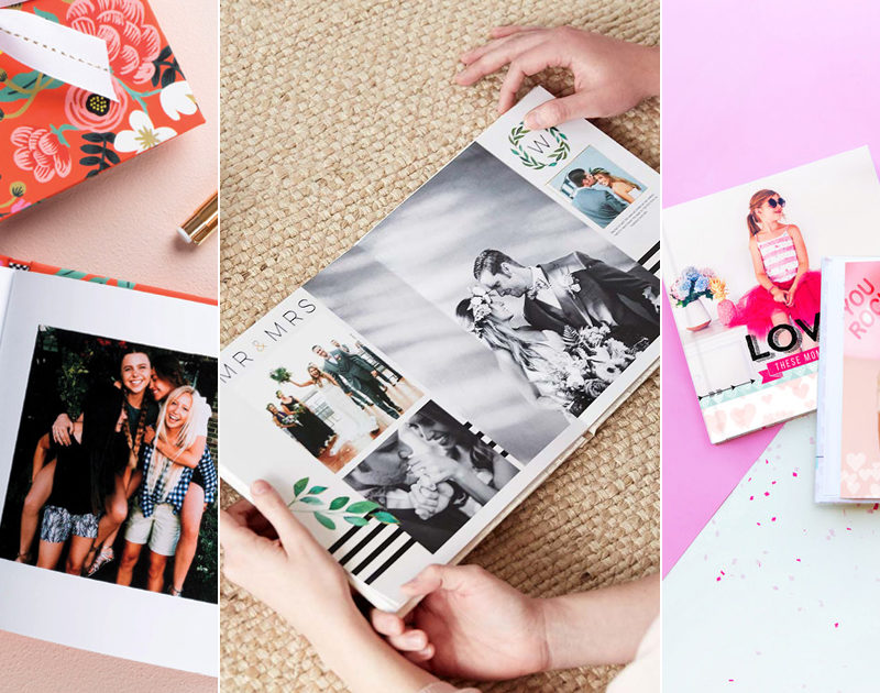 Create Your Very Own Photo Book! The Best Places To Make Beautiful Wedding Photo Albums!