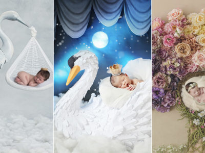 18 Incredible Newborn Photos That Are Straight Out of a Story Book!
