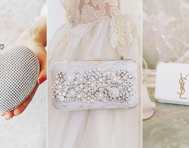 Beautiful Bridal Clutch Bags! 16 Chic Clutches for Your Wedding Day and More!