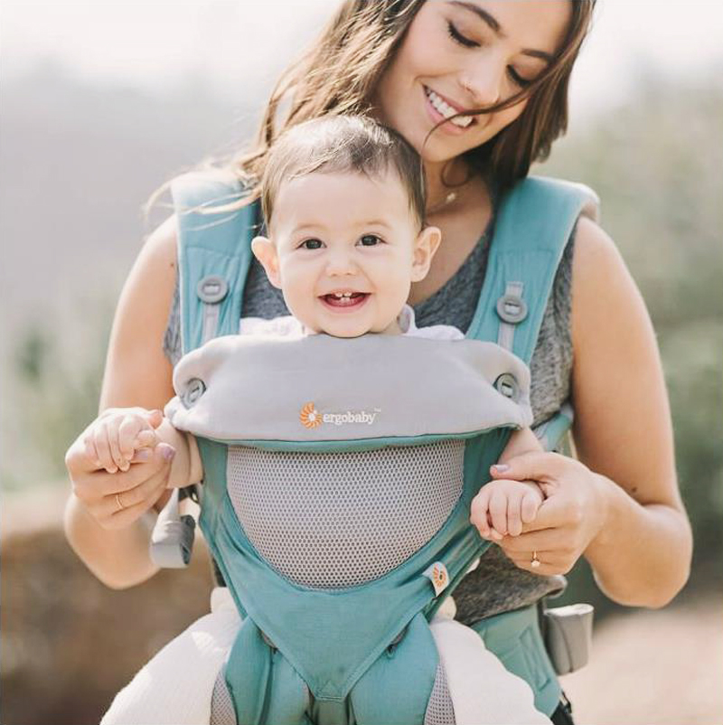 01-Ergobaby 360 Baby Carrier