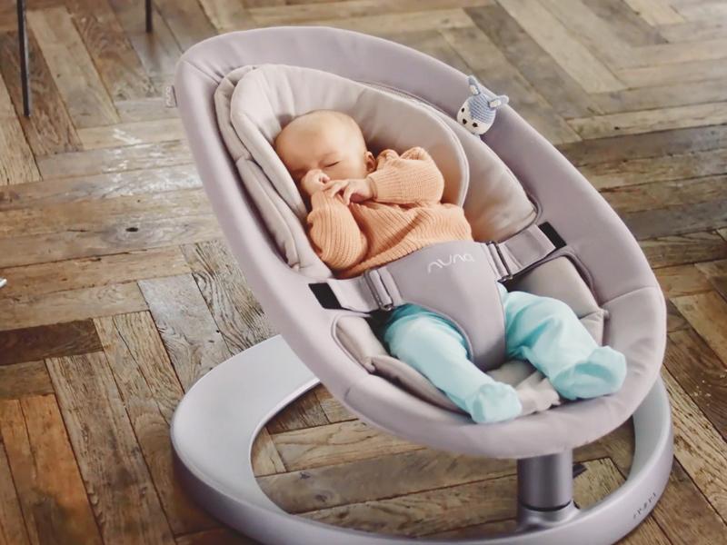 01-Nuna Leaf Curv Baby Seat