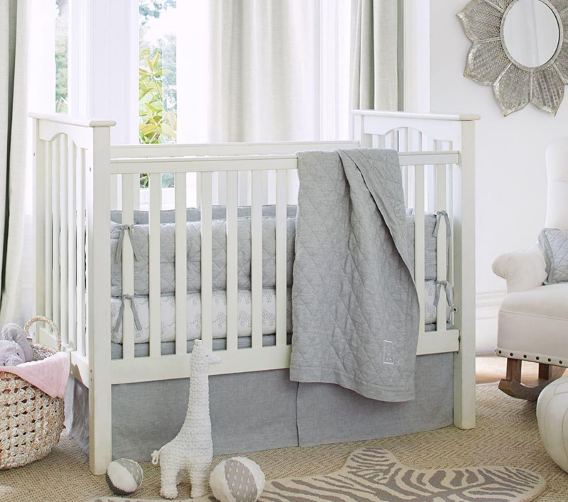 02-Pottery Barn Kids Kendall Crib