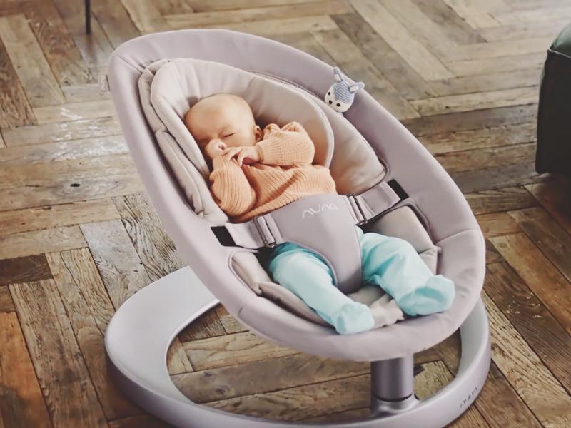 04-Nuna Leaf Curv Baby Seat