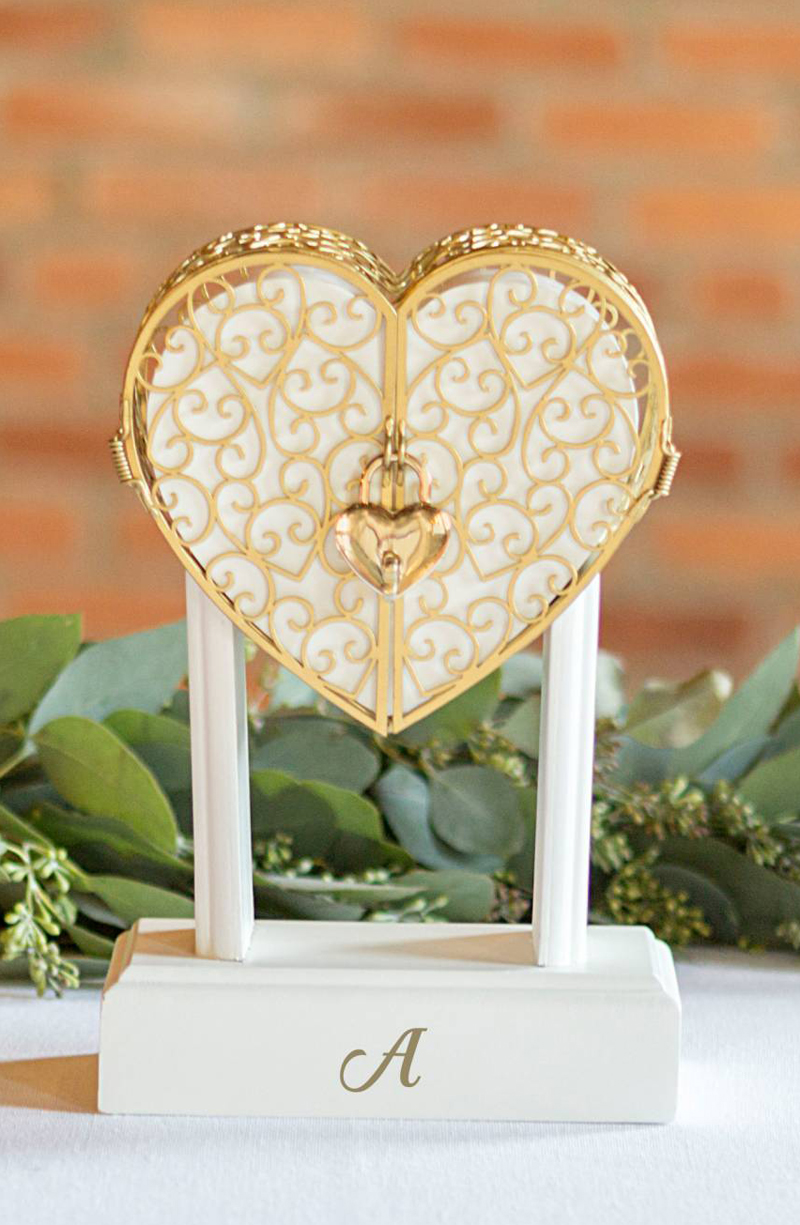05-Key To My Heart Monogram Keepsake Box