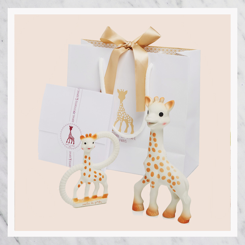06-Best-selling Teether - Sophie la Girafe