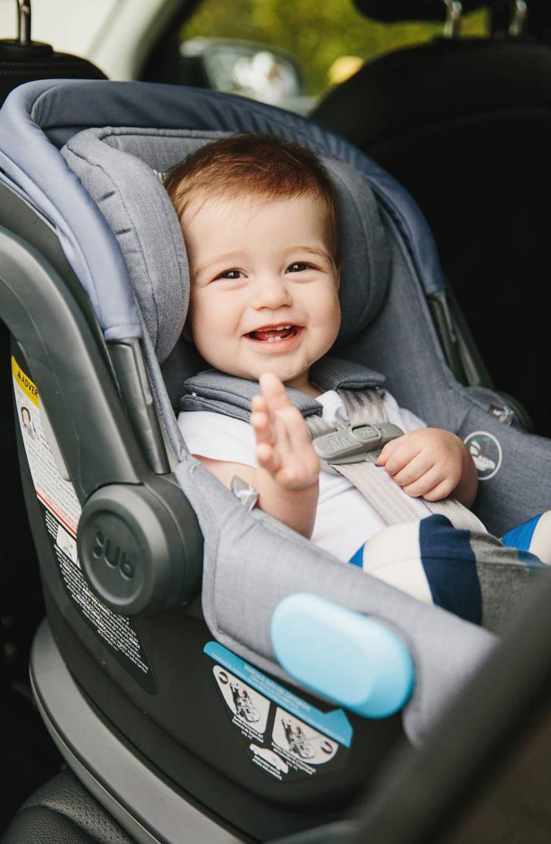 11-Uppababy MESA Car Seat