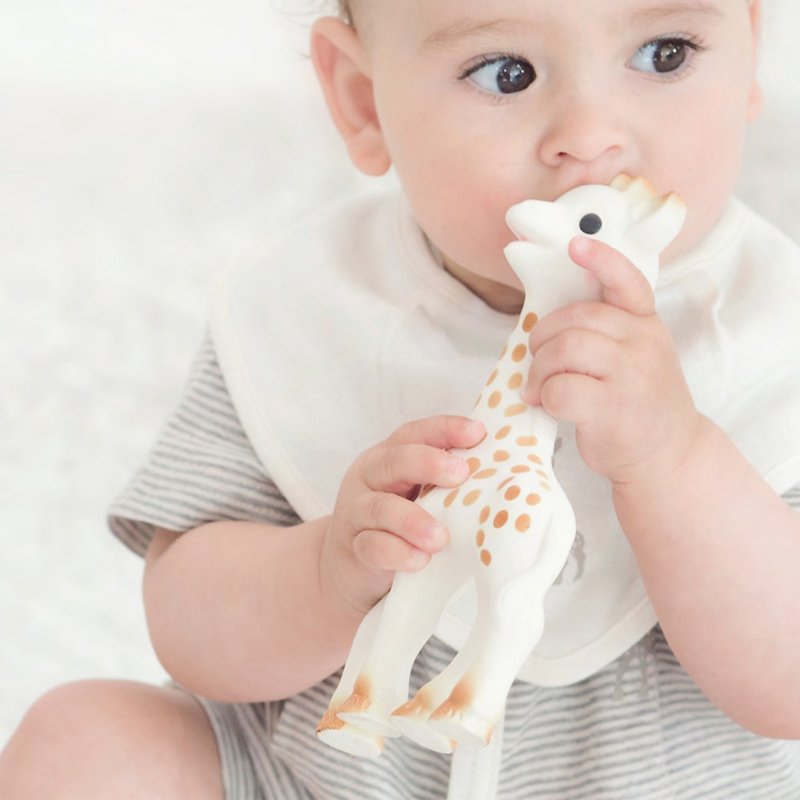 12-Sophie La Girafe Teething Toy