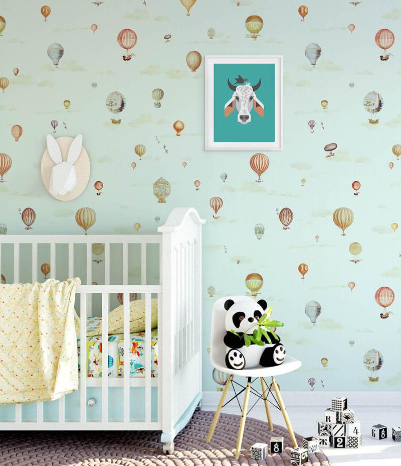 13-Hot Air Balloons Wallpaper