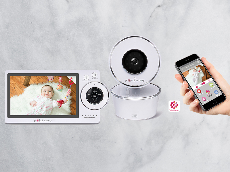 15-HD Dual Connect Wi-Fi Baby Monitor System
