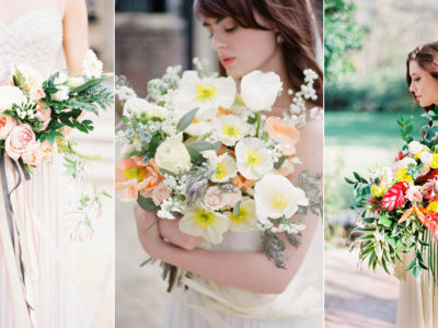 5 Beautiful Wedding Bouquet Trends For Spring Summer 2018!