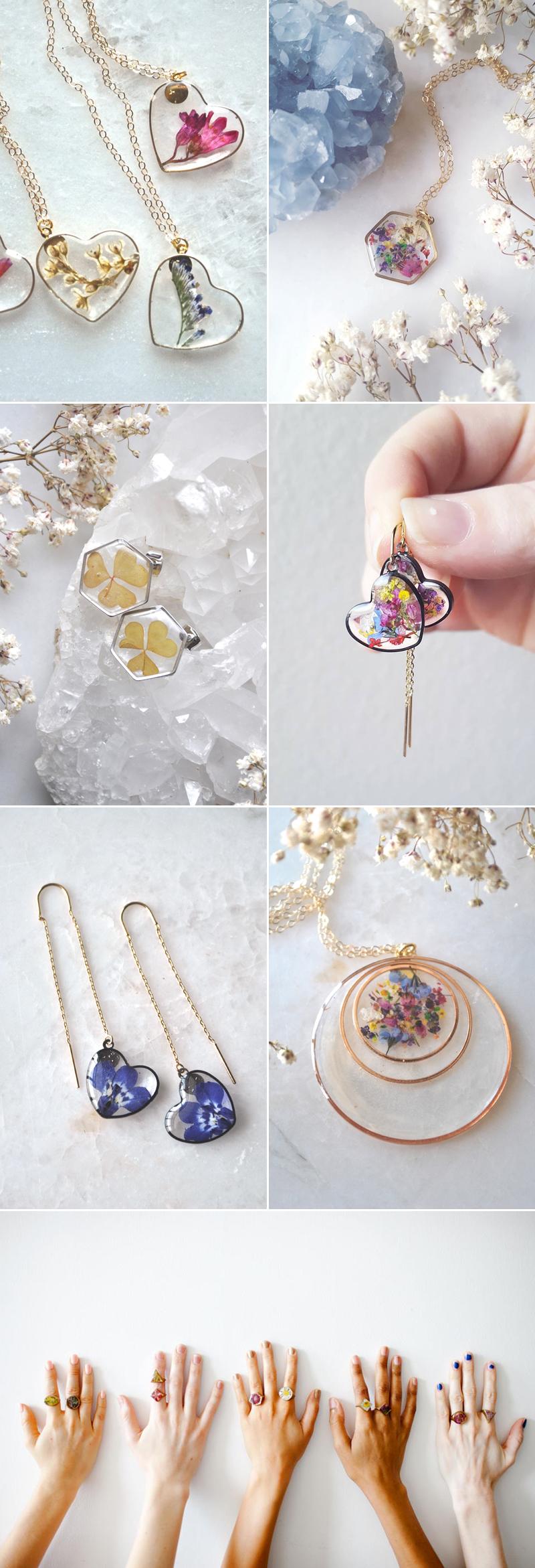 flowerjewelry03-PressedFlowers (DuplikaJewelry)