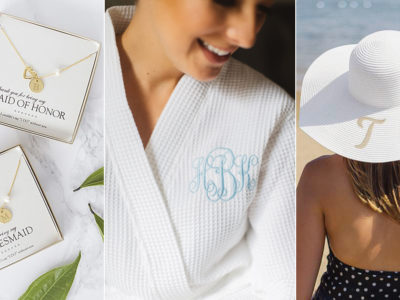 23 Thoughtful Personalized Bridesmaid Gifts Your Girls Will Love!