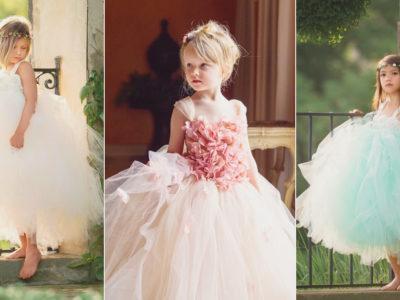 Where to Find Cute Flower Girl Dresses? 38 Tutu Dresses For Flower Girls!