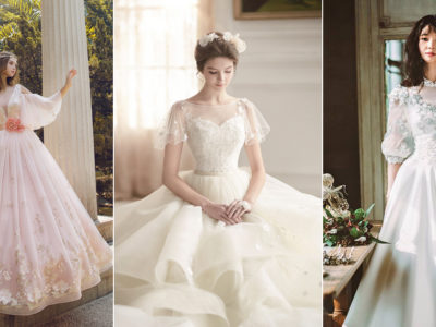 18 Vintage-Inspired Puff Sleeve Wedding Dresses That Make A Timeless Statement!