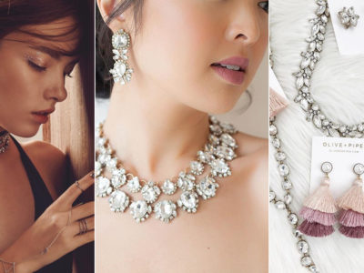 5 Places to Find Trendy and Affordable Wedding Jewelry and Accessories!