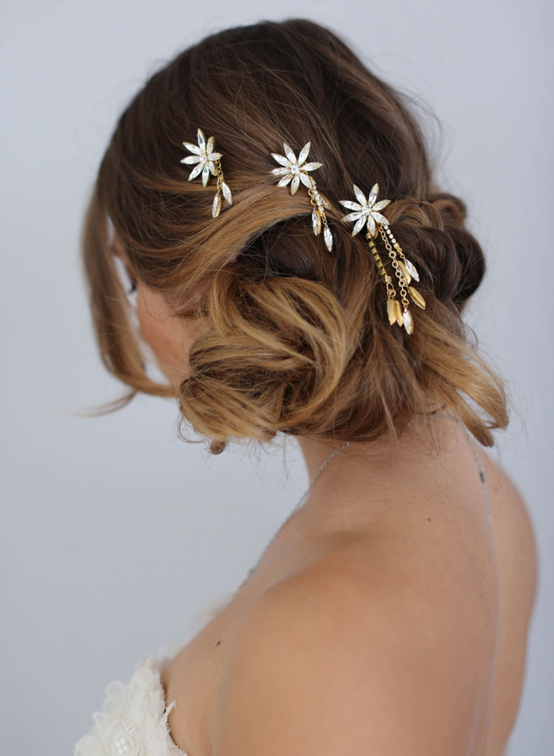04-Shooting Star Hair Pins