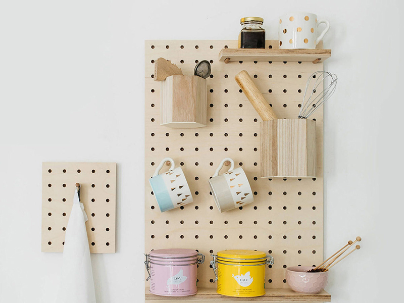 07-Kitchen Pegboards Pack
