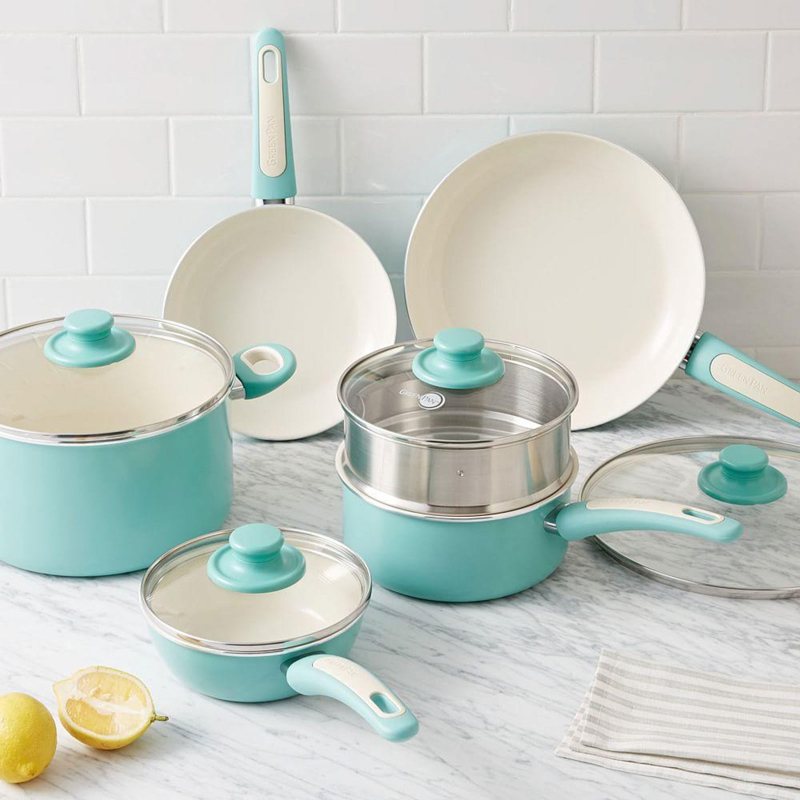 07-Modern Chic Cook Ware Set