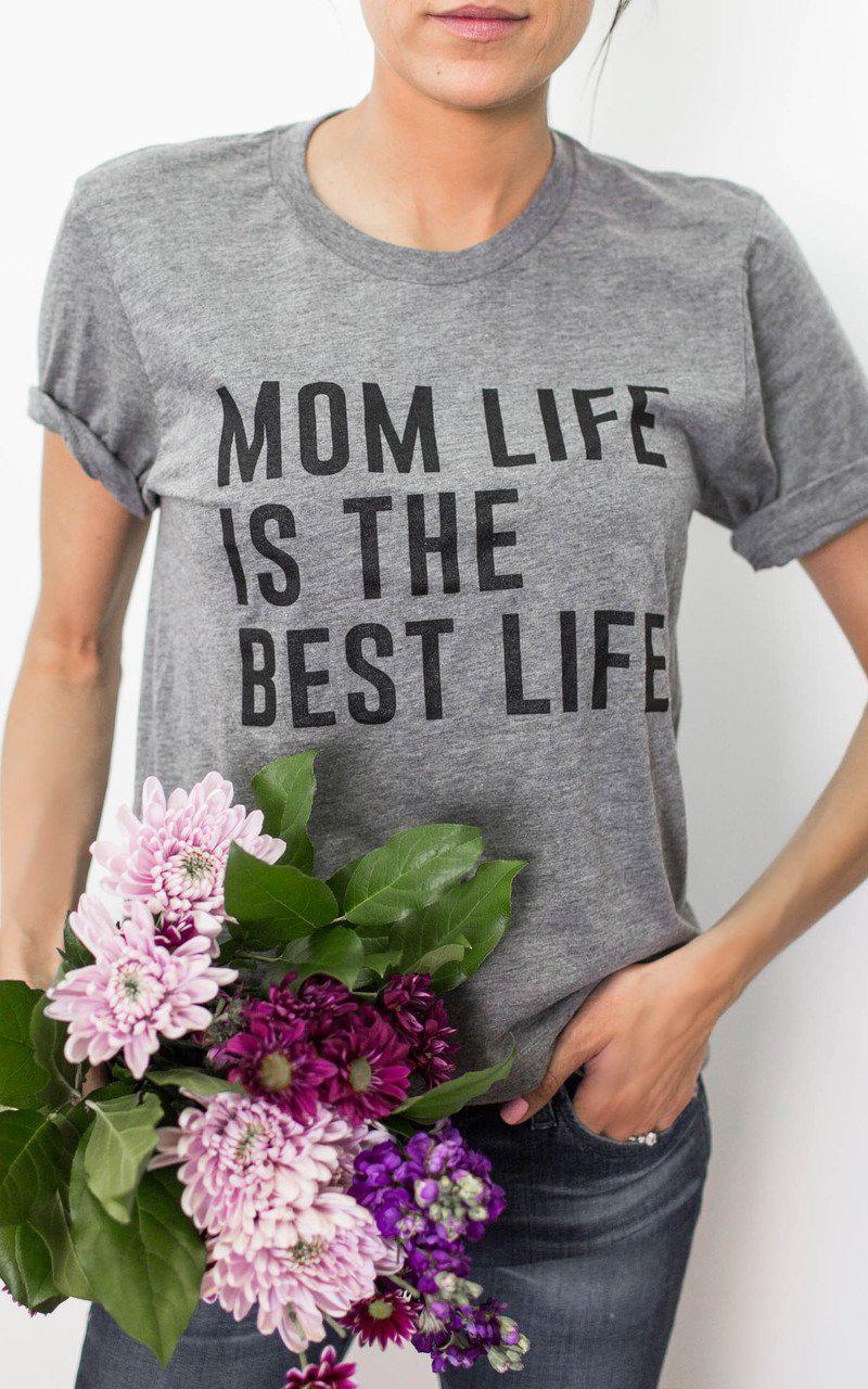 08-Mom Life Tee
