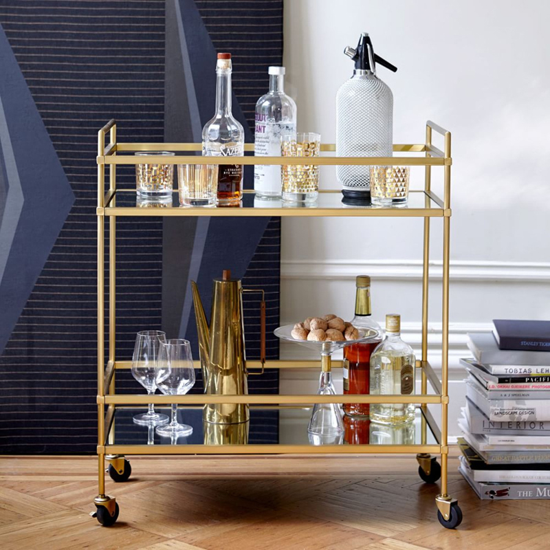 11-Terrace Bar Cart