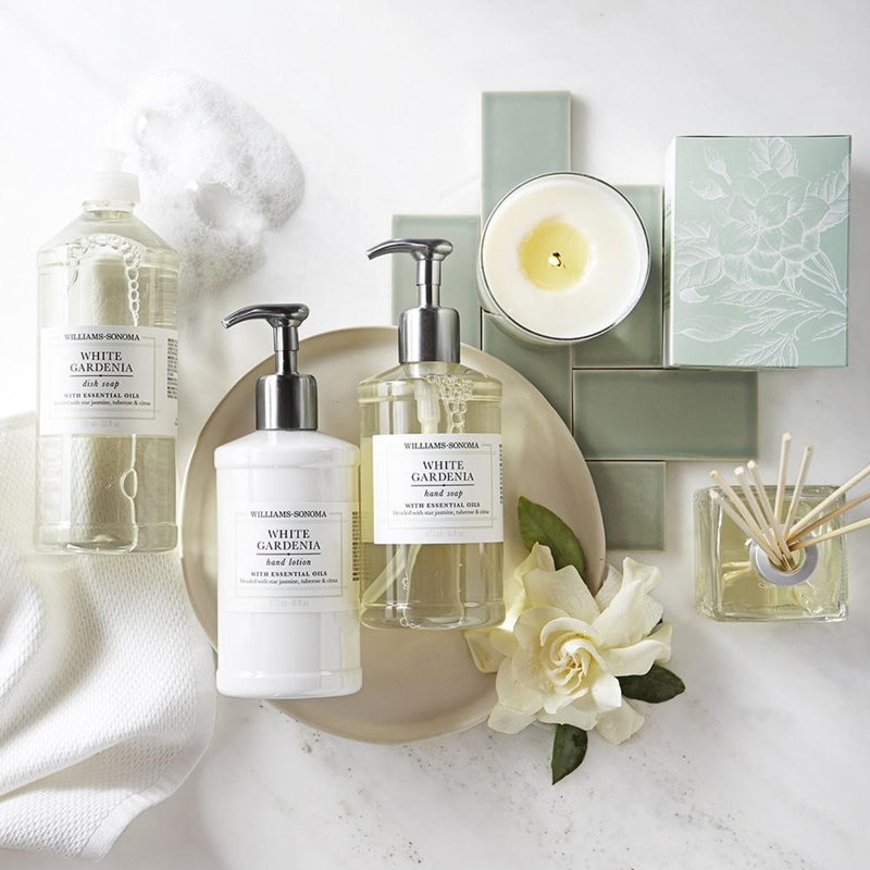 13-Williams Sonoma White Gardenia Essential Oils Collection