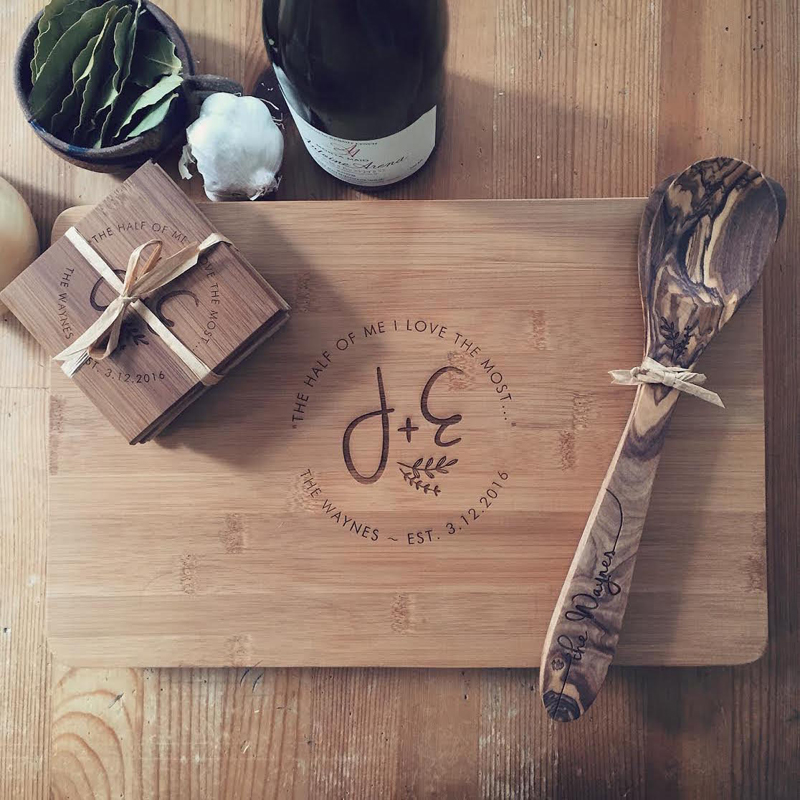 18-3-Piece Custom Kitchen Gift Set