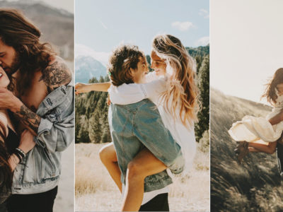 Wild Love, Gentle Soul! 17 Free-Spirited Engagement Photos For Romantic  Wanderers!