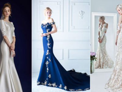 Figure Flattery: 18 Modern Chic Gowns For Hourglass Body Types!