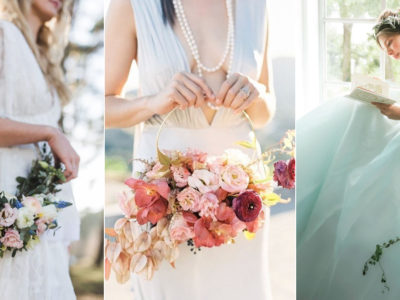 Hoop Bouquets: A Modern Alternative and Wedding Trend You Don't Want to Miss!