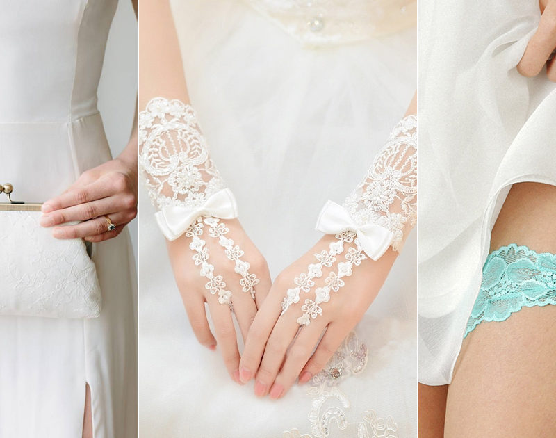 32 Delicate Lace Bridal Accessories That Will Never Go Out of Style!