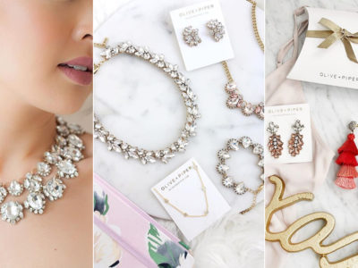 Trendy and Affordable Jewelry for Stylish Brides – Olive + Piper!