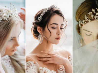 25 Non-Cheesy Bridal Tiaras To Fulfill Your Modern Princess Dreams!