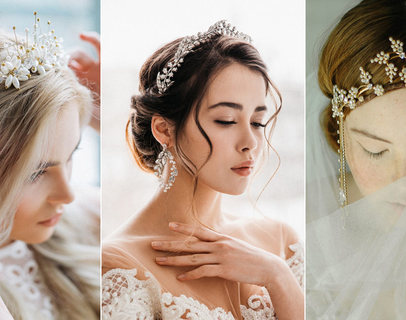 25 Non-Cheesy Bridal Tiaras To Fulfill Your Modern Princess Dreams!
