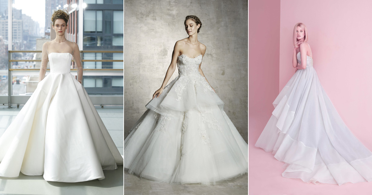 7 Wedding Dress Trends That Should Be On Your Radar For Spring 2019 Praise