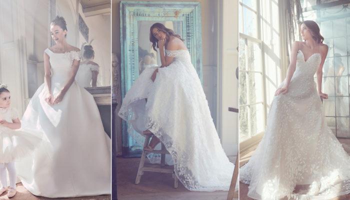 Sareh Nouri 2019 Wedding Dress Collection – Swan Lake!