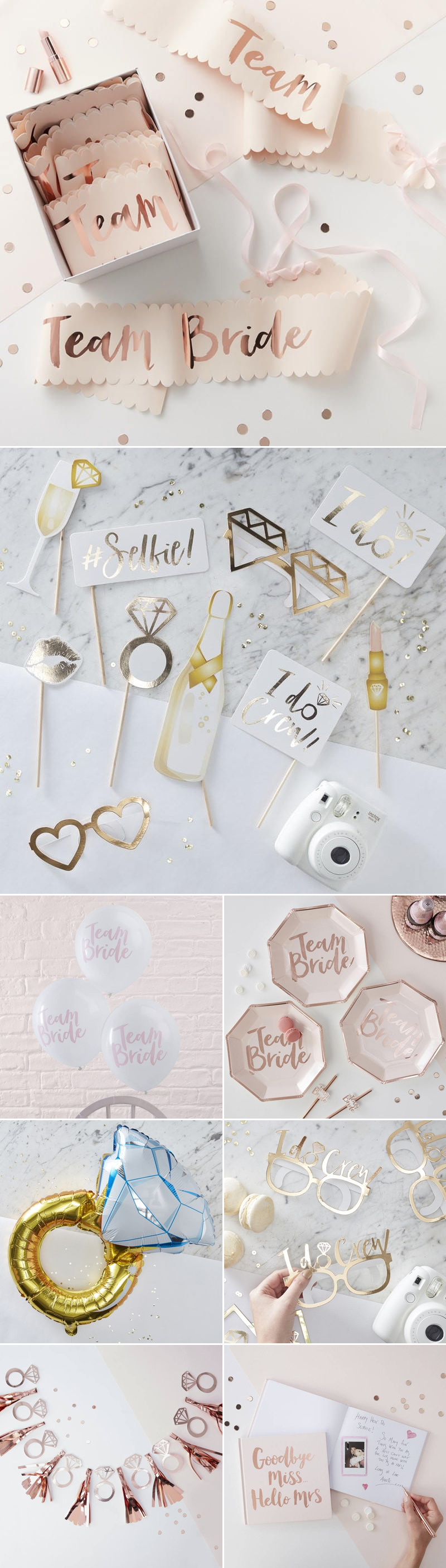 8 Best Places To Find Party Supplies And Props For Your Bachelorette Party Or Bridal Shower Praise Wedding