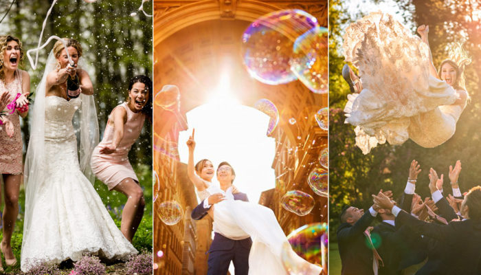 Happiness at its Peak! 25 Totally Fun and Candid Wedding Photos We Love!