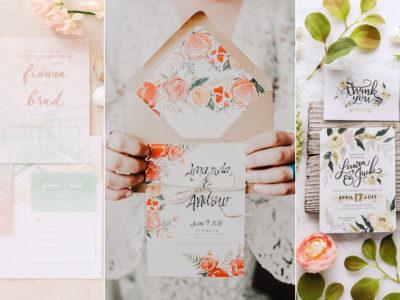 5 Best Websites to Find Beautiful Wedding Invitations!