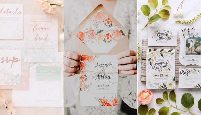 5 Best Websites to Find Beautiful Wedding Invitations!