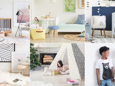 Introducing Little Mint by Minted: The Perfect Place For Children and Nursery Needs!