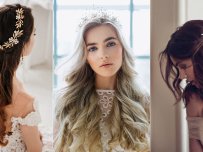 How To Wear Your Hair Down For Your Wedding? 30 Chic Hair Accessories To Style Free-Flowing Long Hair!