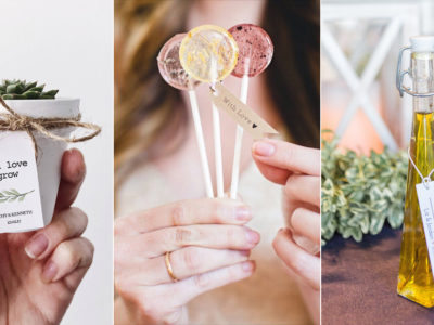 21 Chic and Fun Wedding Favor Ideas For Creative Couples!