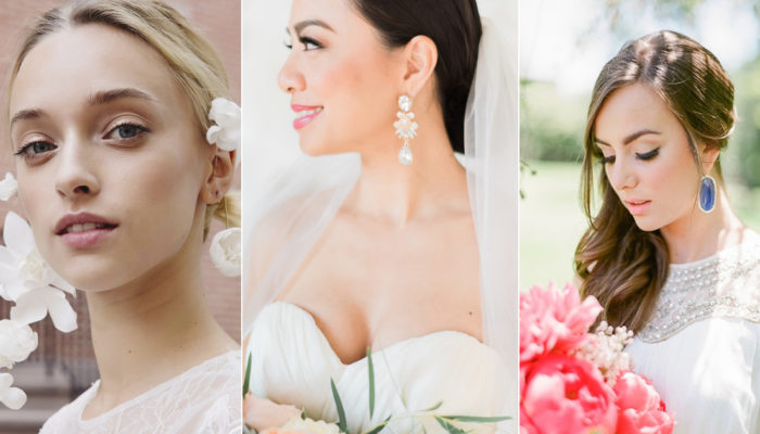 20 Statement Earrings To Wear On Your Wedding Day