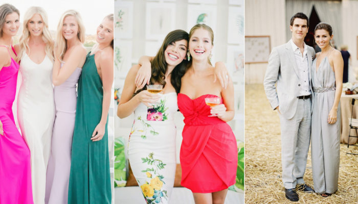 Wedding Guest Attire: The Top Hot Trends For Summer Weddings This Year!