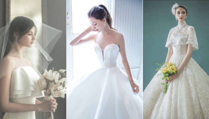 Here Comes The Modern Princess! 24 Minimal Gowns With Just a Touch of Glam!