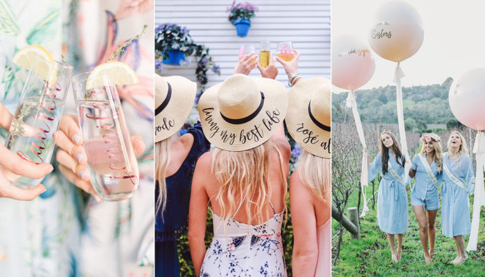 Party In Style! 20 Chic Items You Need For Throwing an Epic Bachelorette Party or Pre-Wedding Festivity!