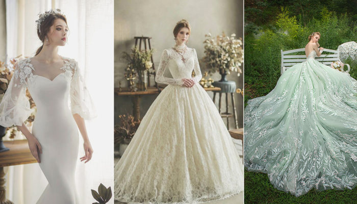 BEST OF 2018: 18 of the Most Wanted Wedding Dresses!