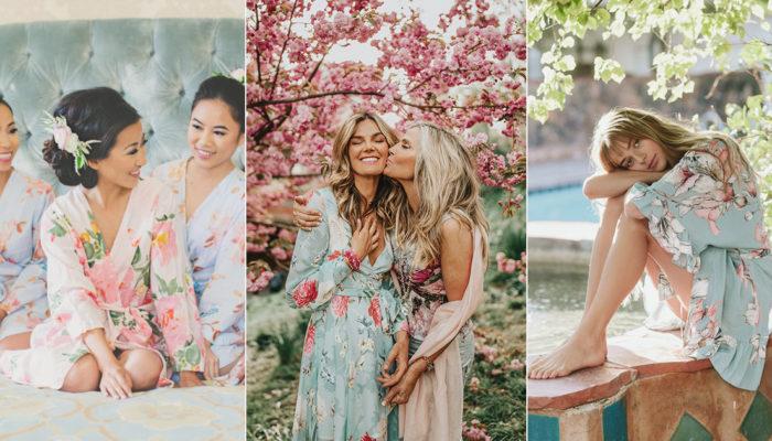 Trending Now: Kimono! Beautiful Ways to Incorporate the Kimono Style Into Your Wedding!