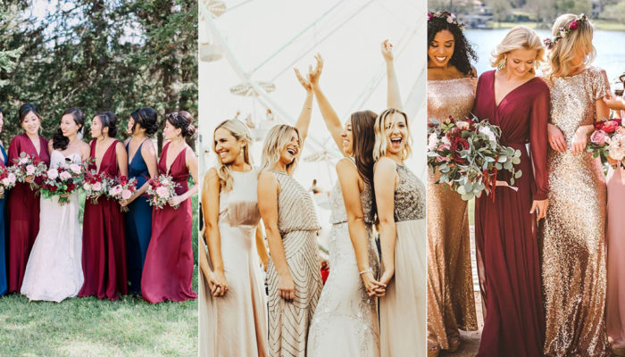 Holiday Party Dress Trends! Bridesmaid Dresses Perfect For the Festive Season!