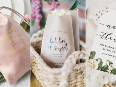 Pretty Packaging For Your Happy Occasions! 26 Artfully Designed Wedding Favor Packaging Ideas!